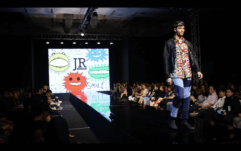 Jeffrey Rogador launches Virus