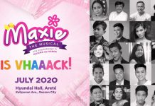 Maxie the Musical 2020