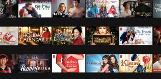 Have a Merry Netflix Christmas