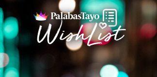 PalabasTayo WiishList launching this January