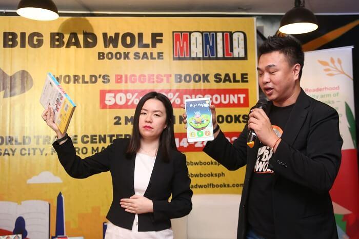 Big Bad Wolf Book Sale returns to Manila