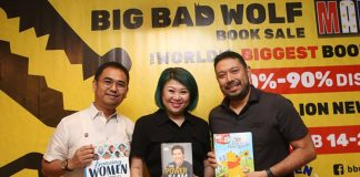 Big Bad Wolf returns to Manila