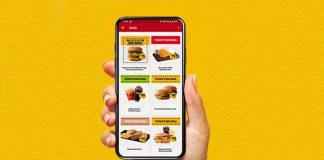 New McDo app