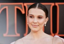 Millie Bobby Brown throwback covers Adele