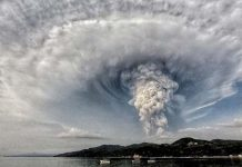 ashfall, volcanoes and mountains Taal
