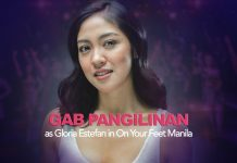 Gab Pangilinan to play Gloria Estefan in On Your Feet Manila