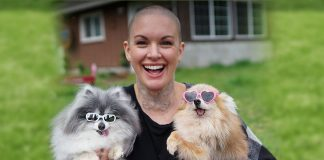 Amanda Giese shares Pawrenting Tips
