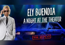 Ely Buendia reran A Night at the Theatre