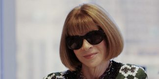 Anna Wintour pledges to #StayHome