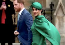 Meghan Markle greenifies in her green outfit at Commonwealth Day