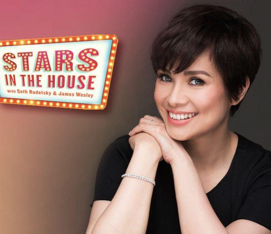 Lea Salonga to join #StarsInTheHouse