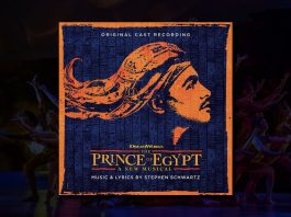 The Prince of Egypt releases its original cast recording