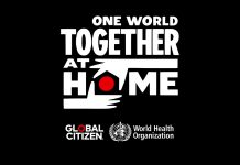 One World: Together at Home airs on April 18