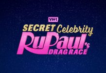 RuPaul's Secret Celebrity Drag Race airs on April 24