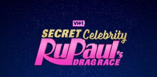 RuPaul's Secret Celebrity Drag Race airs on April 24