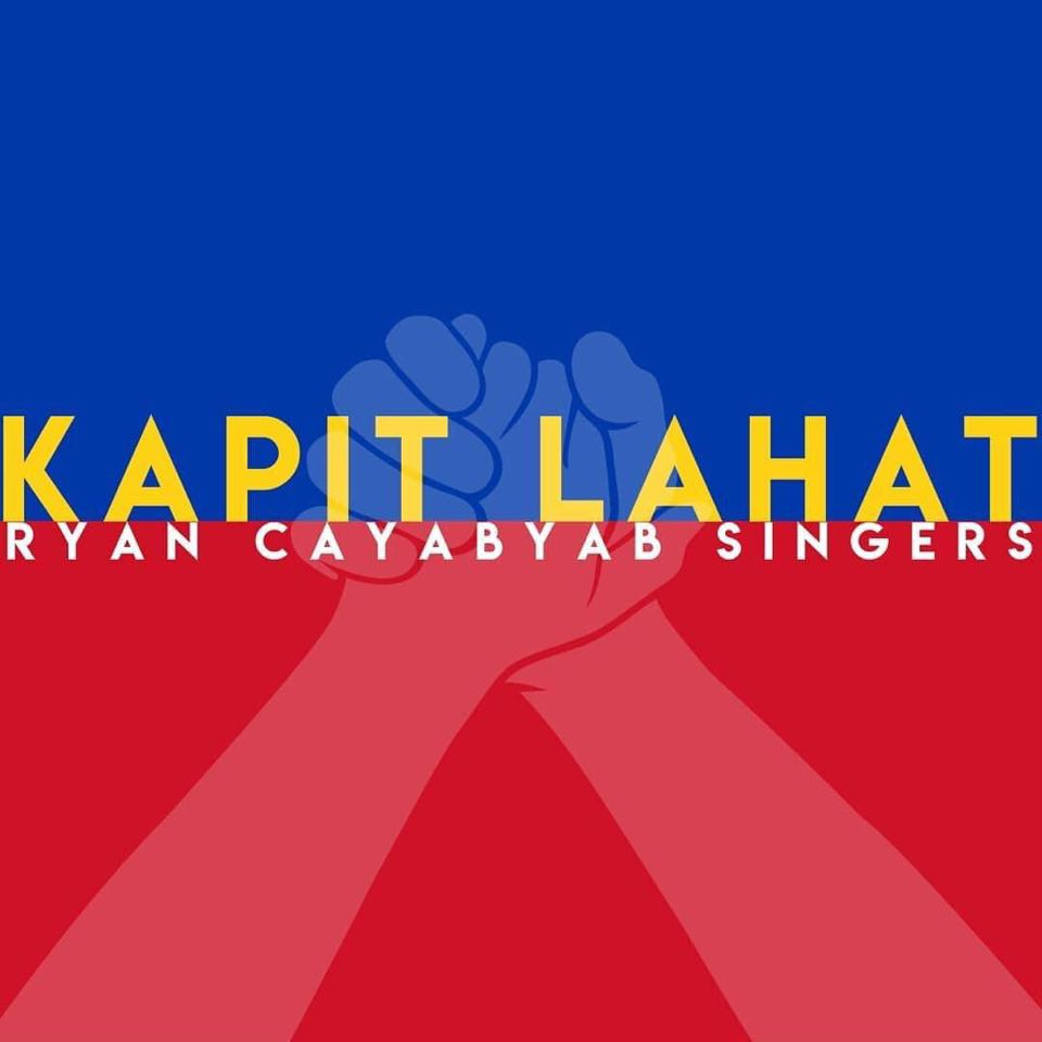 Kapit Lahat, a new song by Ryan Cayabyab