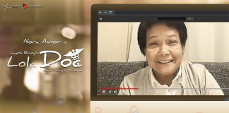 Superstar Nora Aunor stars in Lola Doc