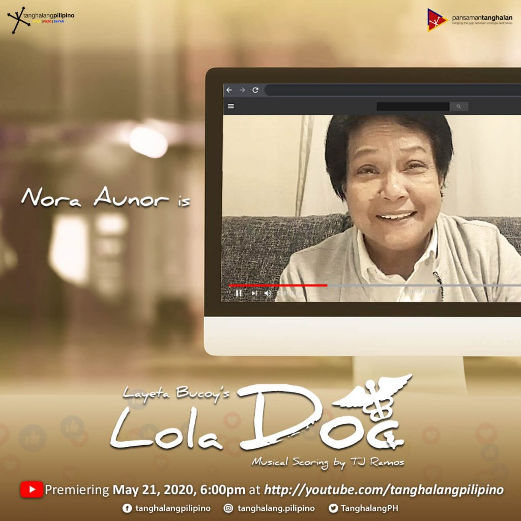 Nora Aunor to star in Lola Doc