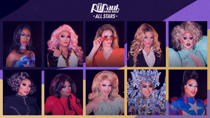 RPDR All Stars 5 premieres this June 5 on VH1