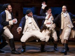 Watch the trailer of Hamilton on Disney+