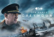 Greyhound premieres on Apple TV+