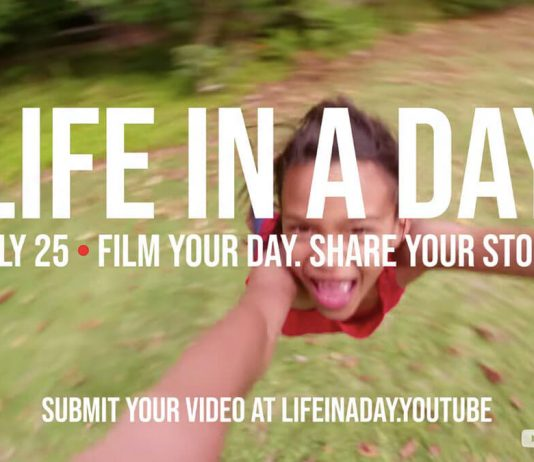 Life in A Day by Ridley Scott and Kevin Macdonald