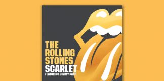 The Rolling Stones release Scarlet