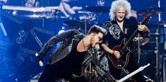 The Queen + Adam Lambert Story now streaming on Netflix