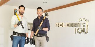 Property Brothers celebrate kindness in Celebrity IOU