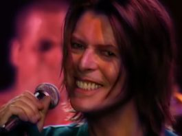 David Bowie's 'Something in the Air' live album from Paris 1999