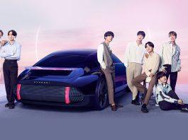 Hyundai and BTS release IONIQ: I'm On It