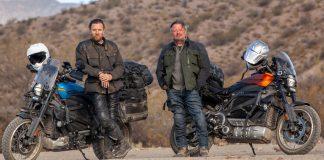Long Way Up reunites Ewan McGregor and Charley Boorman