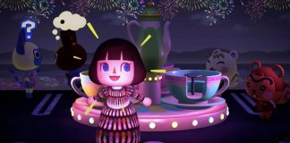 Ferris Wheel gets an Animal Crossing music video
