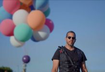 David Blaine Ascencion moves date and location