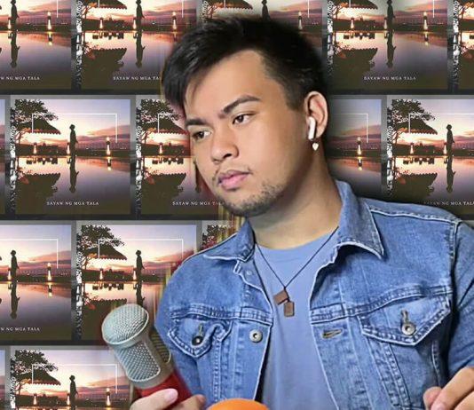 Matty Juniosa releases Sayaw ng Mga Tala