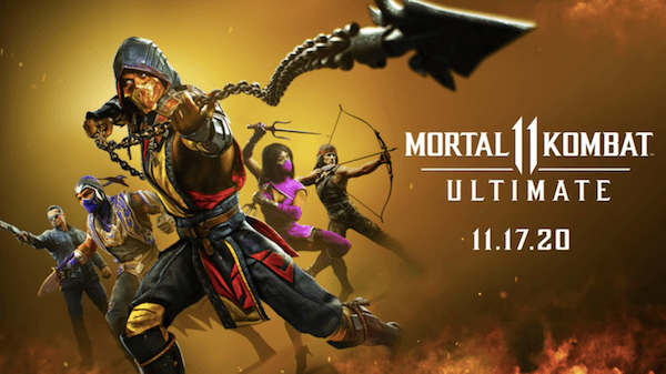 Mortal Kombat 11 Ultimate scheduled for release on Nov 17