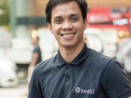 Senti AI CEO wins