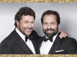 Michael Ball and Alfie Boe Together at Christmas