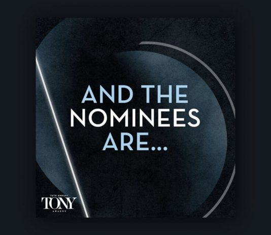 2020 Tony Awards Nominations announced