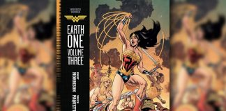 Wonder Woman: Earth One Vol. 3 arrives in March 2021