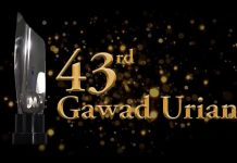 43rd Gawad Urian Winners and Reactions