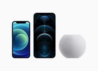 iPone 12 Pro Max, iPhone mini, and HomePod mini available to order Friday