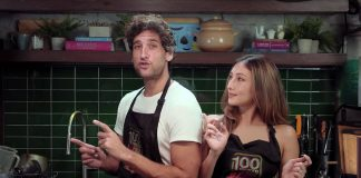 Nico and Solenn does Spouse Cook Off for HKTB