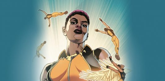 Truth & Justice a new anthology comic series coming in 2021