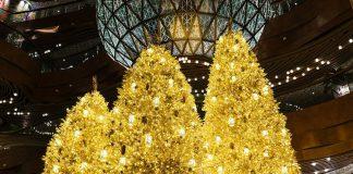 Hong Kong Christmas dazzles through technology