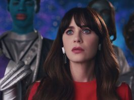 Zooey Deschanel star in Not the End of the World music video