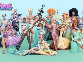 RuPaul's Drag Race Season 13 premieres Jan 1