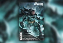 Tim Fox: The Next Batman is introduced