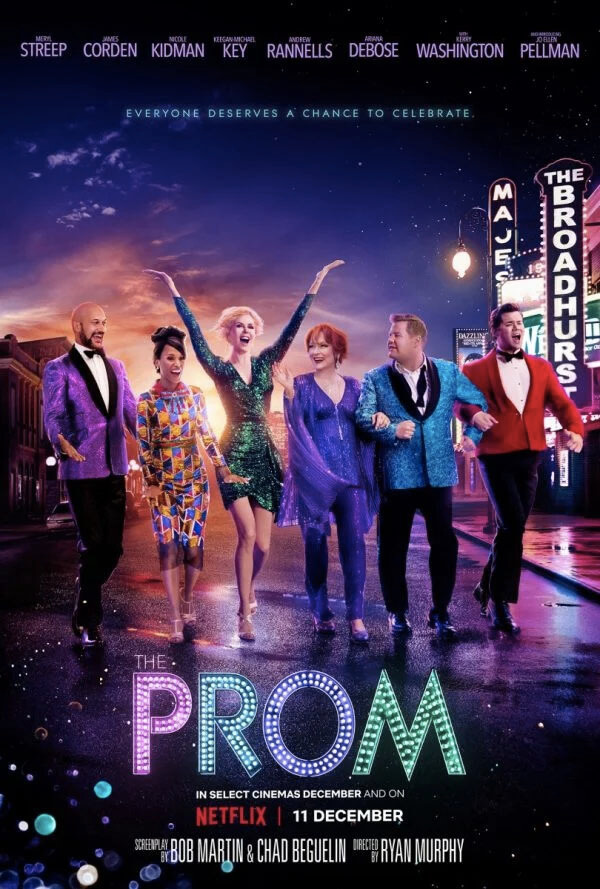 The Prom on Netflix