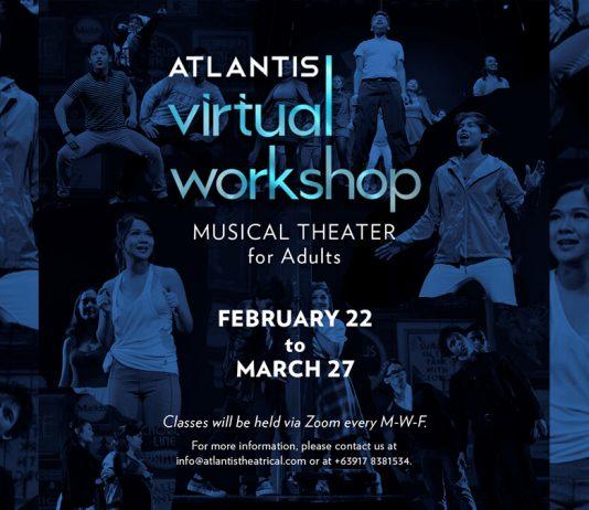 Atlantis Theatrical announces workshop for adults